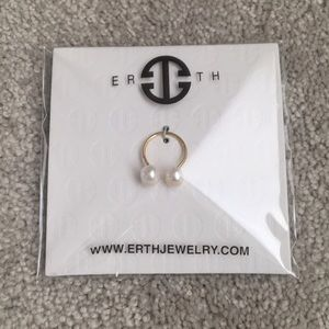 ERTH JEWELRY pearl ring